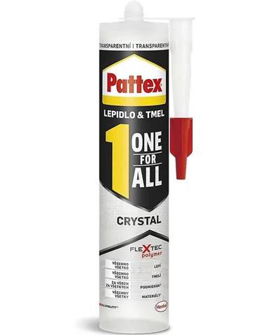 Lepidlo Pattex one for all crystal 290 g